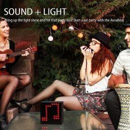 Divoom AuraBox Smart LED Speaker