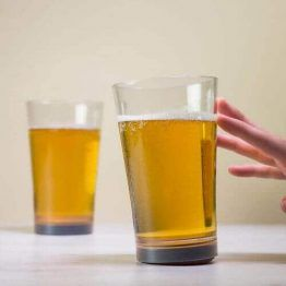 Mighty Pint Glasses