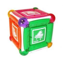 Munchkin Mozart Magic Cube Kids Musical Toy