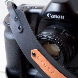 Personalized Camera Strap