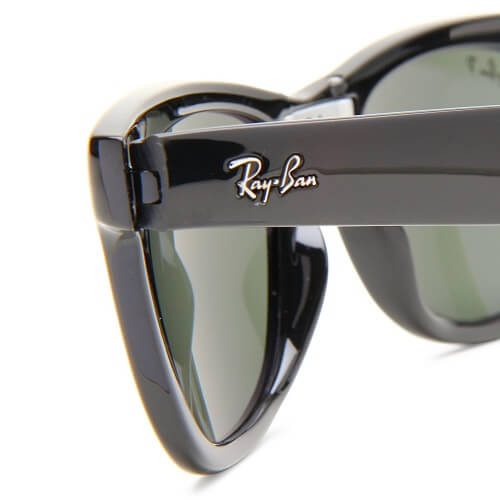 Ray Ban Foldable Sunglasses  ray ban wayfarer folding classic sunglasses huntsimply