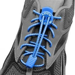 LOCK LACES (Elastic No Tie Shoelaces)