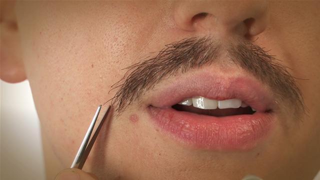 Moustache Trend