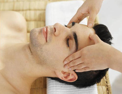 Scalp Massage for Hair Loss