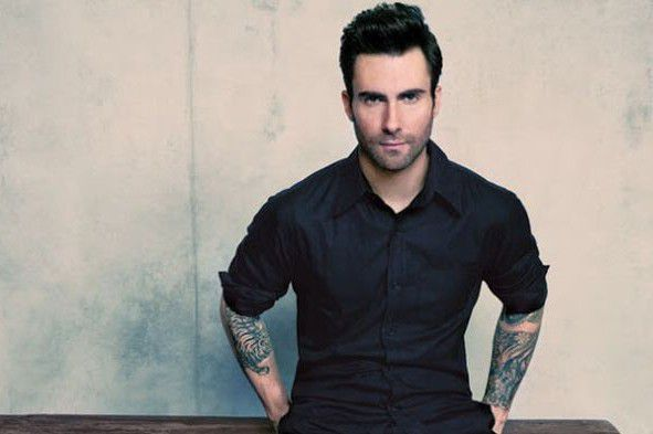 Rock Star Adam Levine