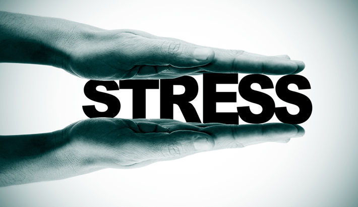 Excessive Stress Can Cause Hair Loss
