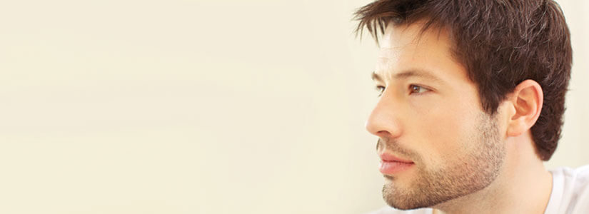 facial hair transplant for men in dubai