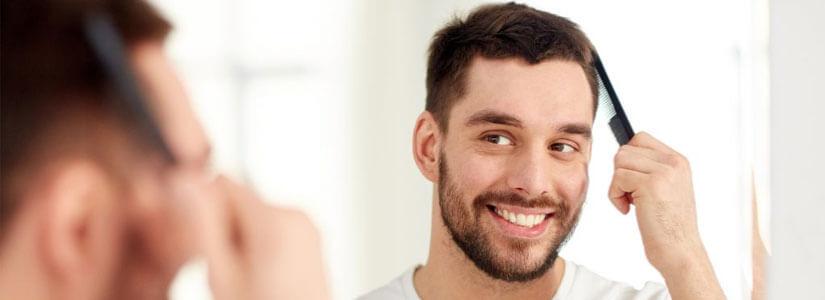 brushing-after-hair-transplant