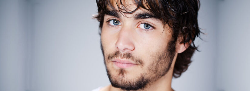 How to repair a patchy beard