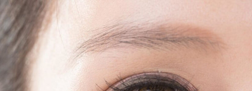Grow thicker brows - Dealing with eyebrow hair loss
