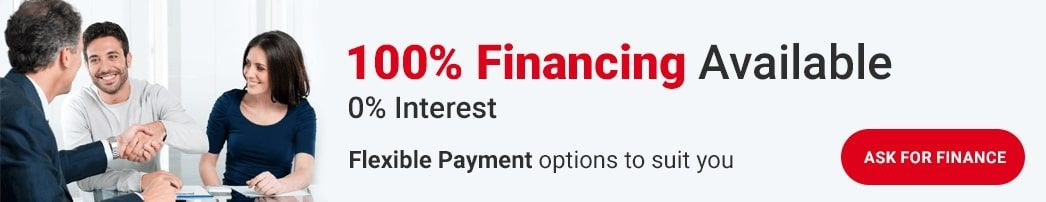 100% Financing