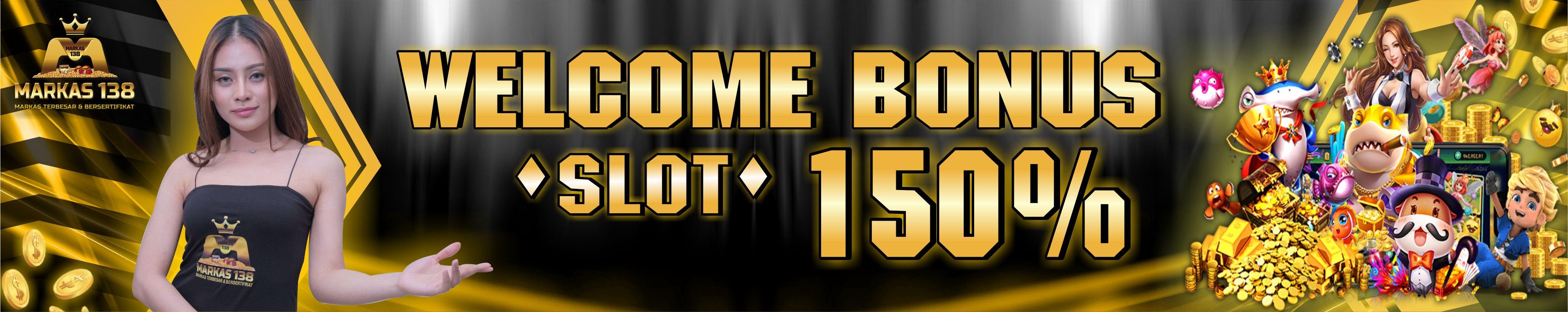 Welcome Bonus 150% Slot Spade Gaming dan Joker