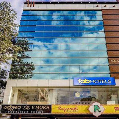 FabHotel Emora Hotel And Suites