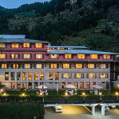 Honeymoon Inn Manali