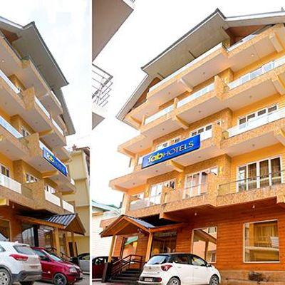 FabHotel Manali View Resort