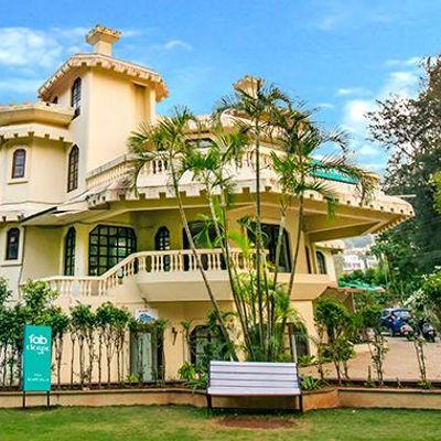 FabEscape Hillscape villa