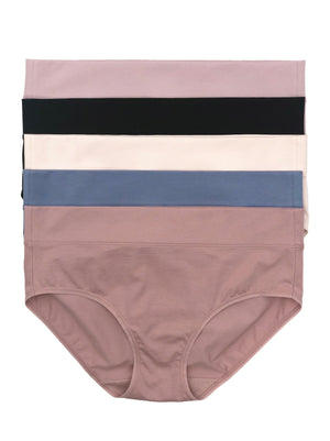 pima cotton hipster panty color-city basics