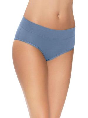 pima cotton hipster panty color-city basics