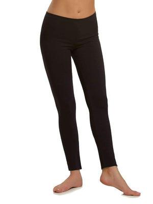 Felina Cotton Modal Legging 4-Pack color-black