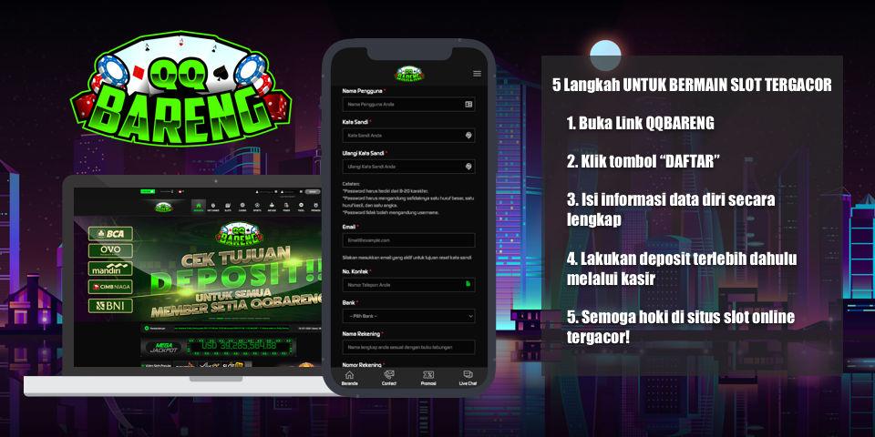 Daftar di Situs Game Slot Online Terbaik