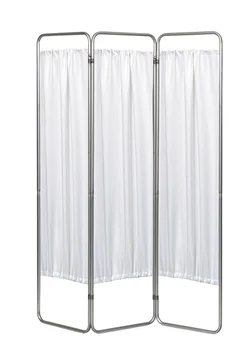 3 Panel Economy Folding Medical Privacy Screen - Omnimed - 153093