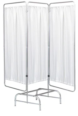 3 Panel King Size Medical Privacy Screen - Omnimed - 153961
