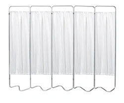 5 Panel Medical Privacy Screen - Omnimed - 153055