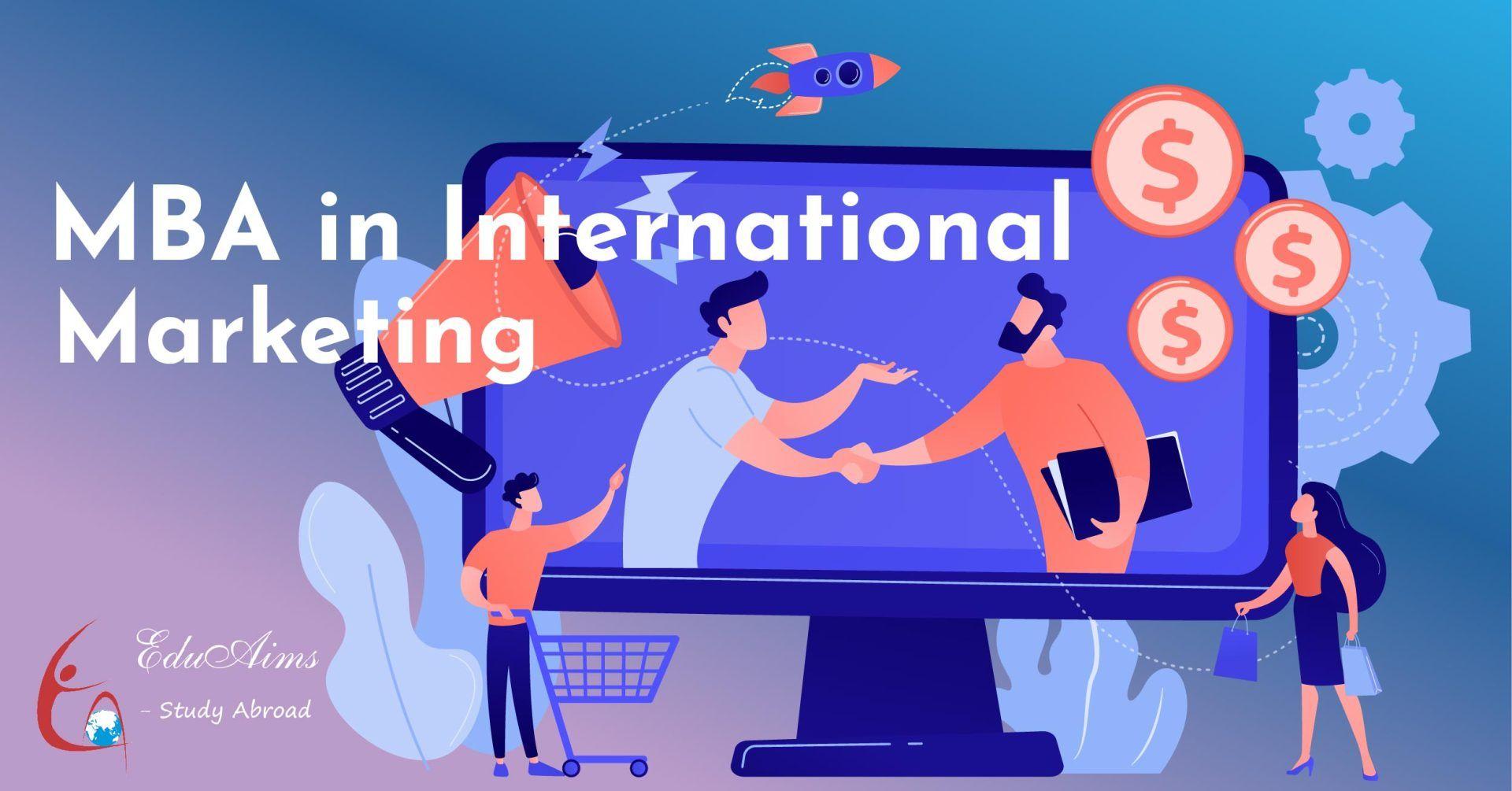 Logo Cover 41 46 03 EduAims MBA in International Marketing