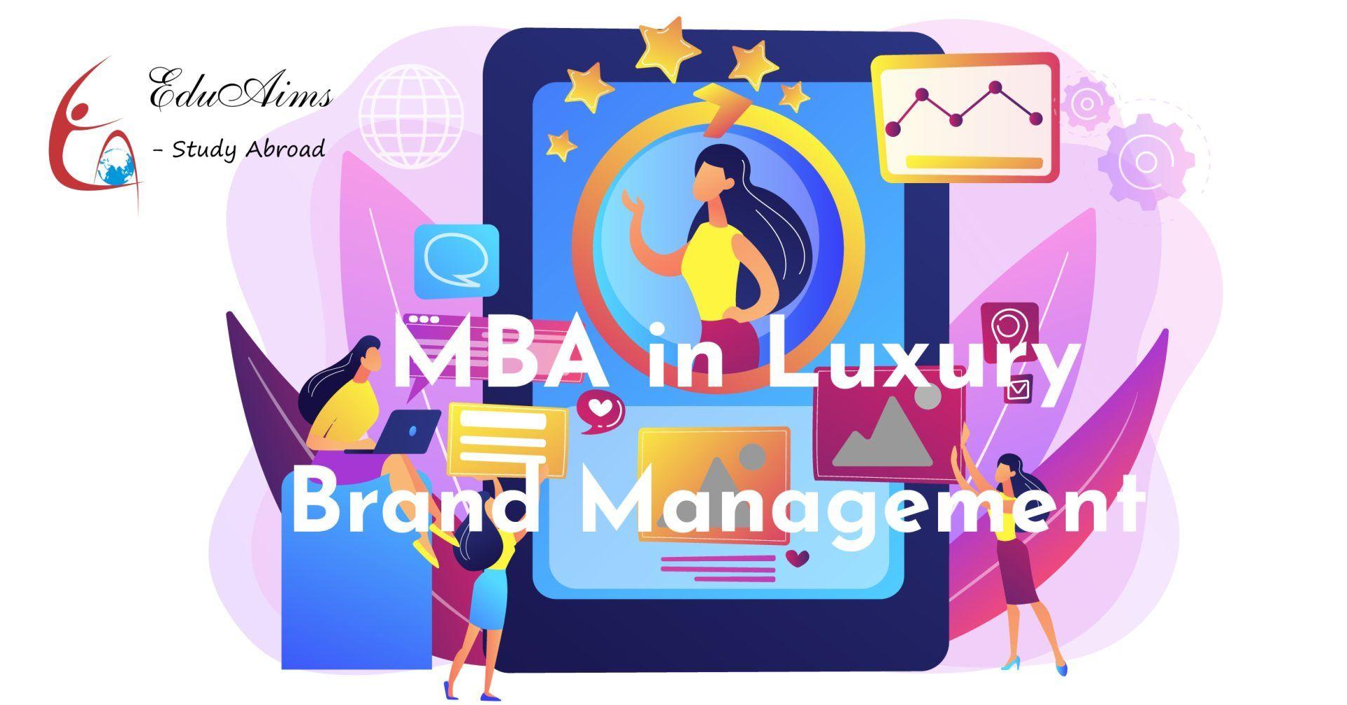 Brand Management 01 EduAims MBA in Luxury Brand Management