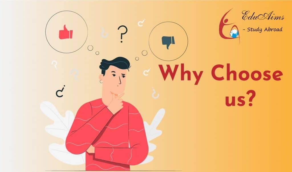 Why to choose EduAims