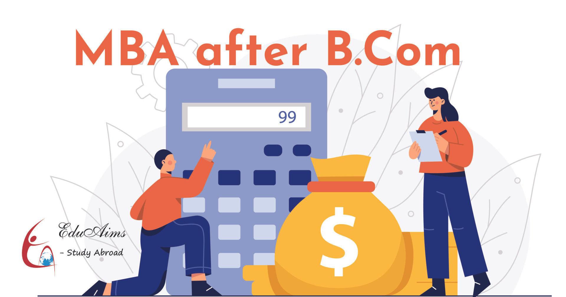 MBA after B.Com