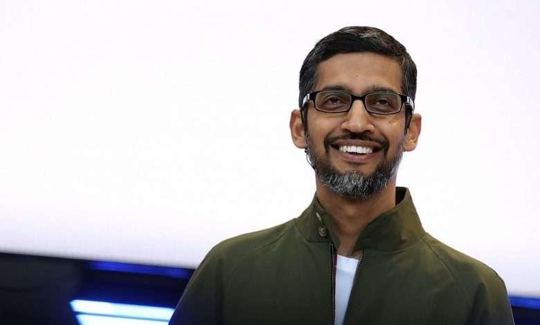 Sundar Pichai - CEO of Google and its Parent Company Alphabet