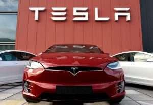 Tesla enters India