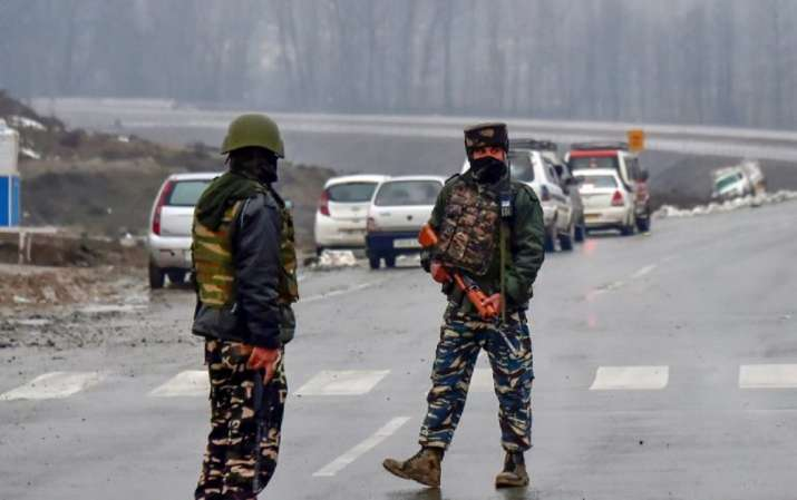 Attack of Pulwama