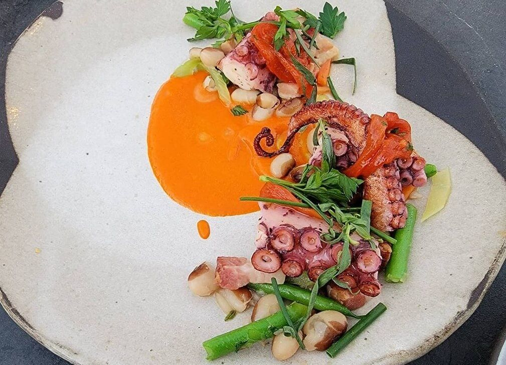 Grilled Octopus of Solbar