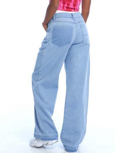 Boy Problems Baggy Jeans – Light Blue