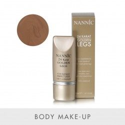 Golden Legs - dark bronze, tube 30ml