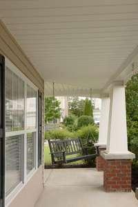 Wraparound Porch!