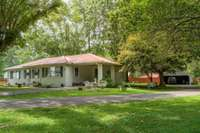 1,500 sq. ft. auxiliary home, 3 Bd and 1.5 Ba with detached garage