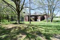 Beautifully wooded lot