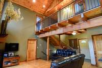 Absolutely stunning custom interior woodwork throughout