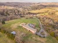 Magnificent hilltop home
