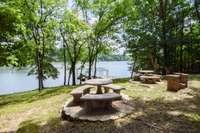 Magnificent picnic area