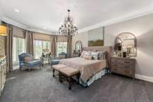 Restful Master Suite with access to Sun Room