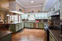 Fantastic kitchen