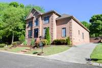 Grand stately brick home in beautiful Hidden Point