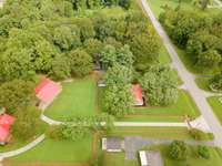 Very private and serene 9.96 acres