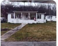 Front of home while maintained by seller
