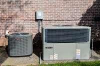New Trane HVAC unit