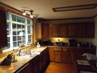 Kitchen in Main Home portion